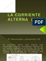 La Corriente Alterna (Ac)