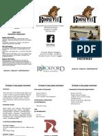 fitness  wellness pathway brochure