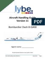 BEE Q400 AHG Aircraft Handling Guide MAY13