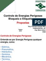 08 Controle de Energias Perigosas - Bloqueio e Etiquetagem - Francisco e Mário.pdf
