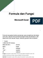Formula Dan Fungsi