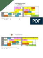 Timetable Year 1 Sem 2 20142015 (2)