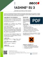 Citrashine EU 3 Ficha Tecnica Rev08 20140616