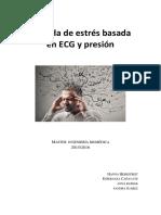 Medida Del Estres Mediante ECG