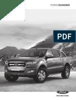 Preisliste Ford Ranger