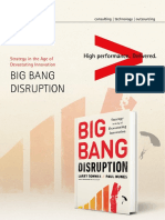 Accenture Big Bang Disruption Strategy Age Devastating Innovation