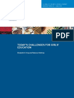 Todays Challenges Girls Educationv6