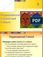 Chpt09 (1) Organizational Control and Culture