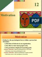 Chpt12 Motivation