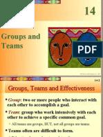 Chpt14 Groups and Teams