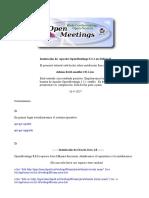Instalacion OpenMeetings 3.2.1 en Debian 8