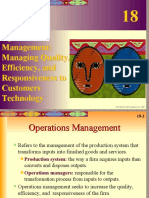 Chpt18 Operations Management
