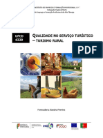 Manualufcd4329 Qualidadenoservioturistico Turismorural 13