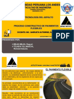 Diapositivas Proceso Constructivo de Pavimentos flexibles