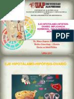 3° EJE HIPOTÁLAMO- HIPÓFISIS