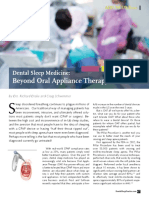 Dental Sleep Practice Article