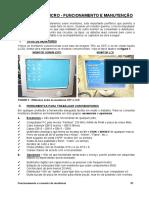 Livro de Manutenção de Monitores
