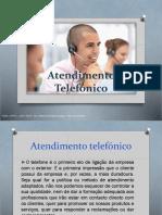 13 Atendimentotelefonico1 131112070844 Phpapp02