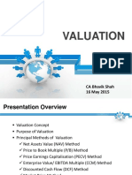Valuation Final Ppt 2015
