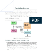 Haber Process - Case Study