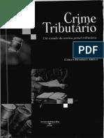 ABRÃO, Carlos - Crime Tributário. 2007 (Catalogado)