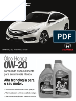 Civic 2017 - Manual Do Propriet?Rio_0