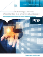 Trends in Retail Banking Channels Opportunities in a Changing Landscape
