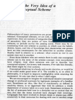 21-Davidson-On the Very Idea of a Conceptual Scheme