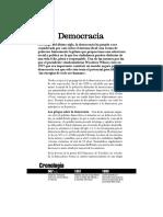 50 Cosas Que Hay Que Saber Sobre Politica - Democracia