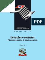 TCESP Manual Básico Licitacoes_Contratos2016.pdf