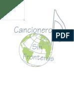 Cancionero Sin Fronteras 3da Edición