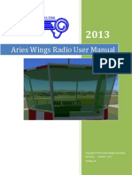 Aries Wings Radio Communication
