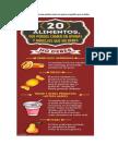 20 Alimentos Que Puedes Comer en Ayunas y Aquellos Que No Debes