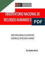 Observatorio de Recursos Humanos_peru