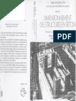 Dimensionnement Des Structures en Béton Aptitude Au Service Et Éléments de Structures