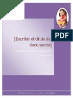 Informe de Evaluación de Recursos Educativos