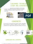 Diapositivas Del Concreto GRUPO 1