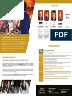 Brochure - Programa Peru Mining Business