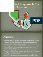 Constructed Response In The Classroom.pptx