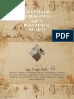 Técnicas Multimedia - Fredy Vidal