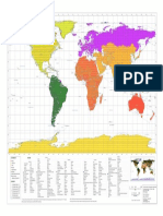 Development Global Map-Mapa de Desarrollo Global