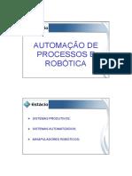 Automação Resumo Para Av2 BDQ