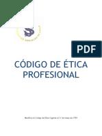 Codigo de Etica Colegio de Ts Chile