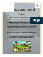 Texto Promocional –Ombudsmanenelperu