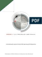 Crome Manual