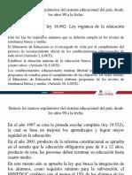 Marcos regulatorios desde 1990 a la fecha.ppt