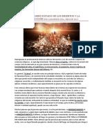 El Verdadero Estado de Los Muertos y La Resurrección. Por Alexander Gell. Edicion 2015