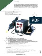 1. Reparacion Telefonos - Estacion de Soldar SMD
