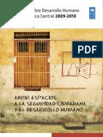 Informe Desarrollo Humano