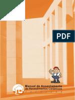 Manual de Assentamento de Revestimentos paredes internas